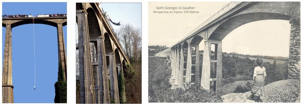 Viaduc  Saint Georges le Gaultier