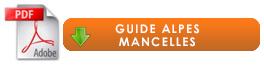 guide alpes mancelles