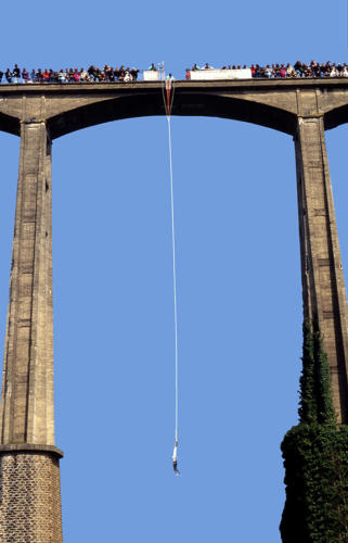 Pont de saint georges le gaultier